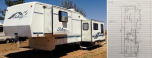 Camper trailer redo 2017