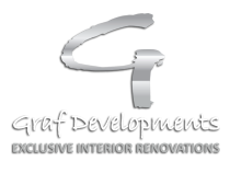 Graf Developments – Exclusive Interior Renovations Logo